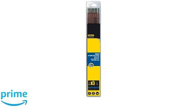 Fartools 150703 50x Soldering Electrodes Rutile Stick Diameter 1.6 mm Length 300 mm