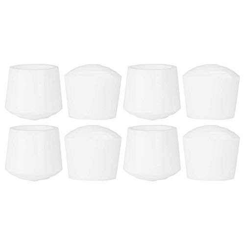 ips Cup Rubber Feet Cover Furniture Glide Floor Avoid Scratch Non Slip 8pcs 35mm/1 3/8