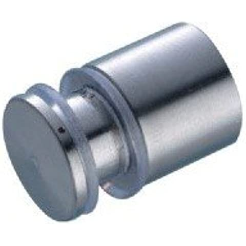 Fijación de pared perforada acero inoxidable, 13 mm, 0.130000