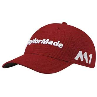 TaylorMade Tm18 39 Thirty, Casquette de Baseball Homme, Rouge (Rojo N6531617), Medium (Taille...