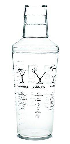Maraca 16Unze Rezept Cocktail Shaker von True