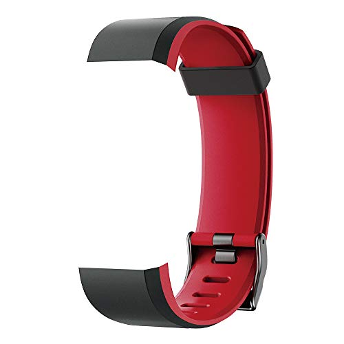 Willful Fitness Armband Ersatz Strap Komfortables TPU Material(Rot)