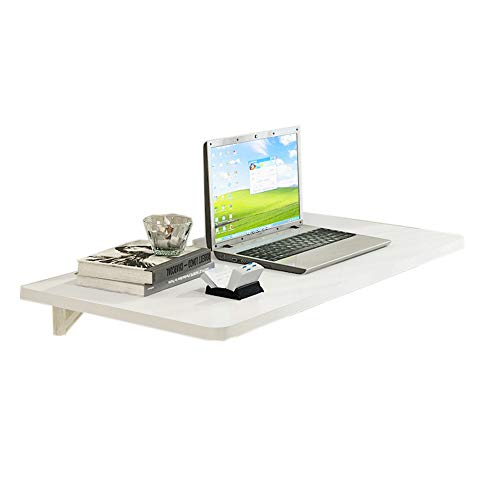 der Wand montierte Drop-Leaf-Tabelle Computer Schreibtisch Küche Esstisch Wandregal Holz Kinder Schreibtisch Wand Tisch Home Office Workstation Klapptisch (Size : 90cm*50cm) ()