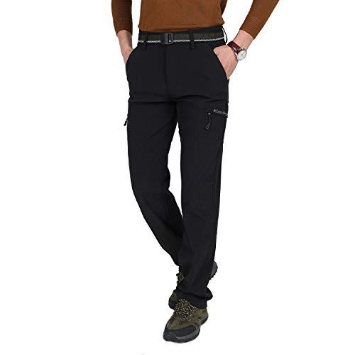 Winter Guide Pants (LHHMZ Herren Wanderhosen, atmungsaktive Wasserabweisende Sportbekleidung, Casual Cargo Sportswear, geeignet für Frühling, Herbst und Winter)