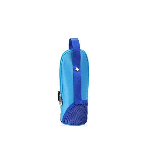 Yvonnelee Isoliertasche Isolierte Isoliert Isolier Tasche Thermotasche Kühltasche für Trink Flasche Babyflaschen Nylon Wasserabweisend Leicht Klein Babypflege