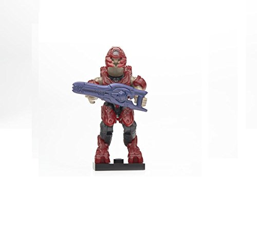 Preisvergleich Produktbild Mattel Mega Bloks - Halo Charlie Series - Covenant Crimson Storm Elite