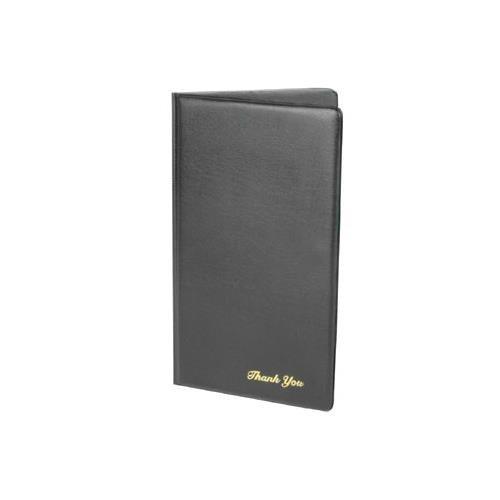 Excellante 5–3/10,2cm X 9–1/5,1cm Überprüfen Präsentation, schwarz, NA