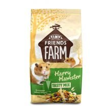 Suprem Supreme Tiny Friends Farm Harry Hamster Tasty Mix 700 g paquete de 1
