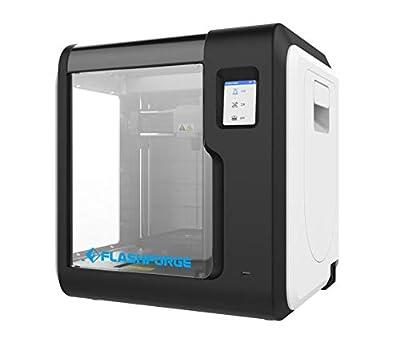 FLASHFORGE Adventurer 3-3D-Drucker - FFF - max. Baugröße 150 x 150 x 150 mm - Schicht: 0.1 mm - LAN, USB-Host, Wi-Fi