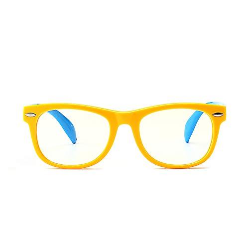 Anti blaues Licht Optische Eyewear Anti-Fatigue Kinder Brille, Blendschutz Kopfschmerzen Auge Belastung Schutzbrille für Computer/Telefon-4