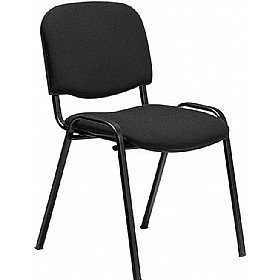 Top Swift Black Frame Conference Chairs (Pack of 4 Chairs) – Charcoal Online