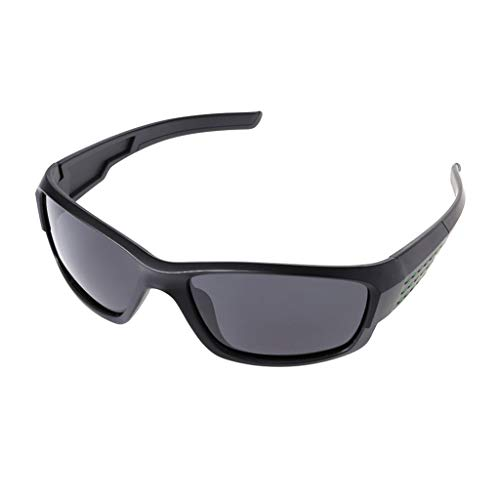Vektenxi Polarized Sports Herren Sonnenbrille zum Skifahren Golf Laufen Radfahren Langlebig und praktisch