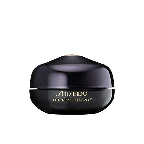 Shiseido Future Solution Lx occhi e labbra Contorno Crema Rigenerante (15ml) (Confezione da 6)