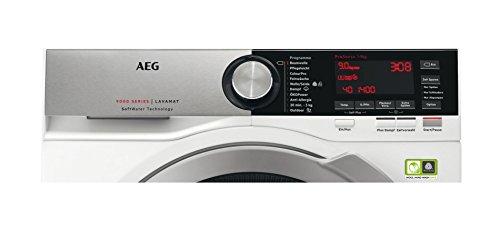 aeg l9fe86495 frontlader waschmaschine energieklasse a 65. Black Bedroom Furniture Sets. Home Design Ideas