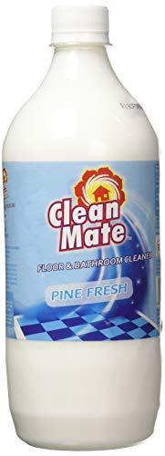 Clean Mate Floor & Bathroom Cleaner ( Fresh Pine) 1+1 L Pack