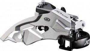 Umwerfer Shimano Top-Swing Dual Pull FD-M 370X6 66-69°, 34,9/31,8/28,6mm EFDM370X6 -