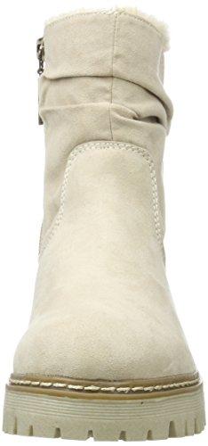 s.Oliver 26475, Stivali Donna Beige (Cream)