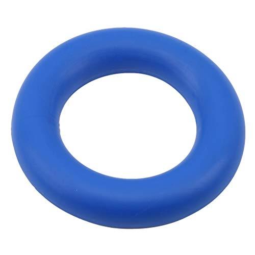 LIGHTBLUE Bobbin Sewing Craft Stickerei-Zubehör Aufbewahrungsbox Portable Sewing Plastic Rubber Ring Sewing Tools Crafts, blau -