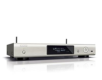 Denon DNP-730AE Player da Rete, Argento al miglior prezzo da Polaris Audio Hi Fi