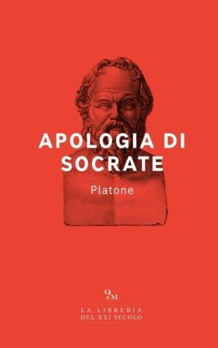 Apologia di Socrate por Platone