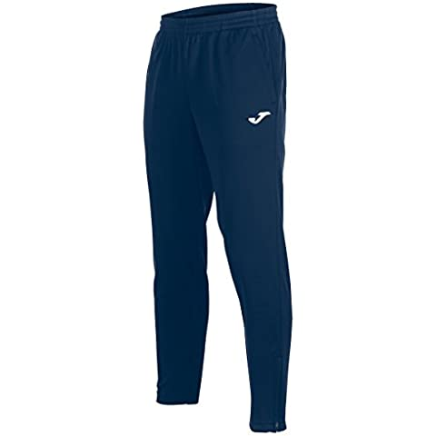 Joma Nilo - Pantalones largo para hombre, color azul marino, talla L