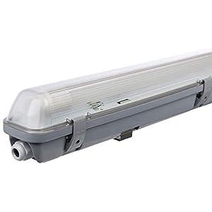 Müller-Licht LED-Feuchtraumleuchte 60 cm für höchsten Lichtkomfort – schönes neutralweißes Licht (4000 K) für optimale…