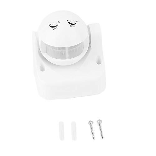 1PC Energiespar 180 Grad Sensorschalter Outdoor Security PIR Infrarot-Bewegungsmelder Bewegungsmelder Detektorschalter