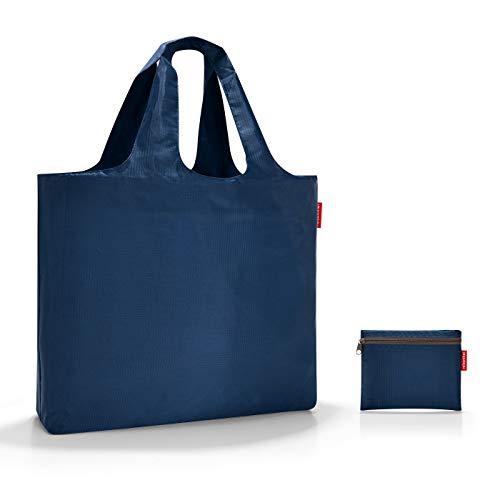 Reisenthel Mini Maxi beachbag Strandtasche, 62 cm, 40 Liter, Dark Blue -