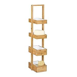 Regal Holz Schmal Deine Wohnideen De