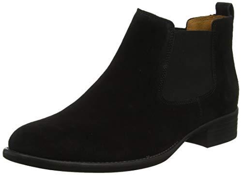 Gabor Shoes Damen Fashion Stiefeletten, (Schwarz 17), 39 EU