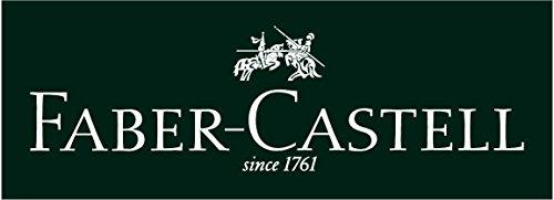 Faber-Castell 148392 - Füllfederhalter AMBITION Edelstahl, Feder: EF, inklusive Geschenkverpackung, Schaftfarbe: silber
