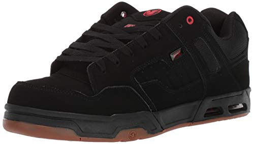 DVS Enduro Heir, Chaussures de Skateboard Hommes, Noir (Black White Pinstripe Nubuck 979), 43 EU