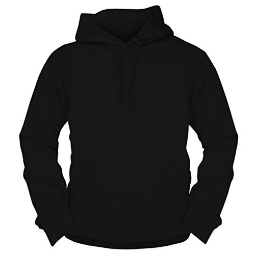 Spaß kostet Hoodie Kapuzenpullover S bis 5XL 6XL 7XL 8XL Black
