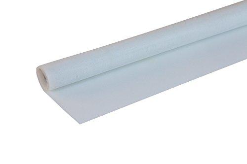Windhager Insektenschutz Fliegengitter Insektenschutzgewebe aus hochwertigem Fiberglas, Maschenfest verschweißt, UV-beständig, weiß, 120 x 250 cm, 03444
