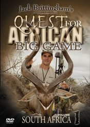 Quest for Zimbabwean Big Game Vol 1 African Hunting DVD