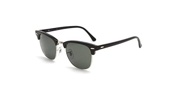 95ccbdd904 RAY-BAN RB 3016 W0365 49 00 Black   Gold Frame SUNGLASSES  Amazon.co.uk   Shoes   Bags