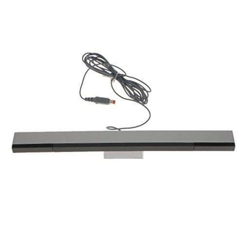 Infrarotstrahl Verdrahteten Sensor Bar Für Nintendo Wii - Weiß