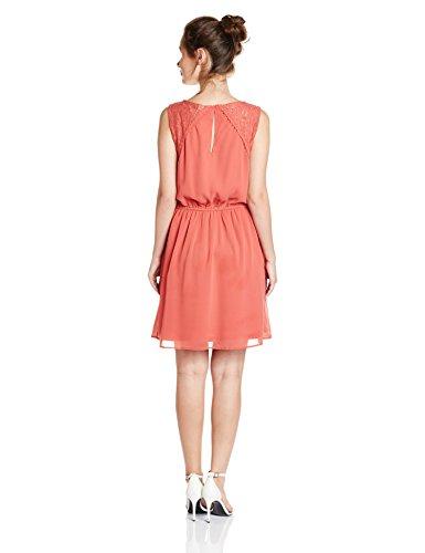 ONLY Women's Shift Dress (15092144_Pink Lemonade_40)
