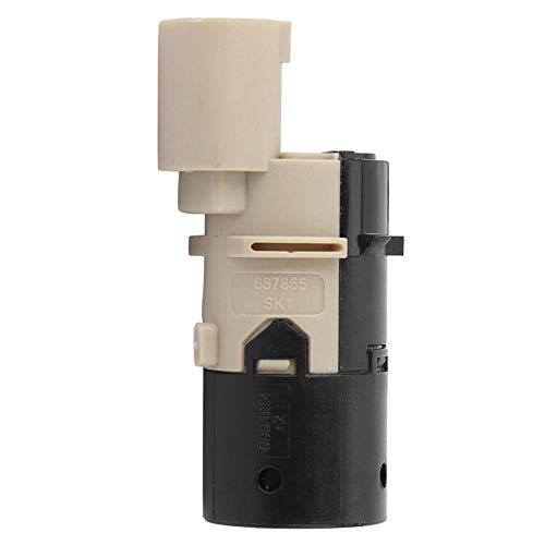 Fydun Sensor Bumper Backup Einparkhilfe 1 stück Auto Einparkhilfe Sensor Schwarz für 1687921A