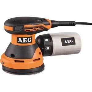 AEG Winkelschleifer-von Órbita Zufallsprinzip ex125es 300W-125mm
