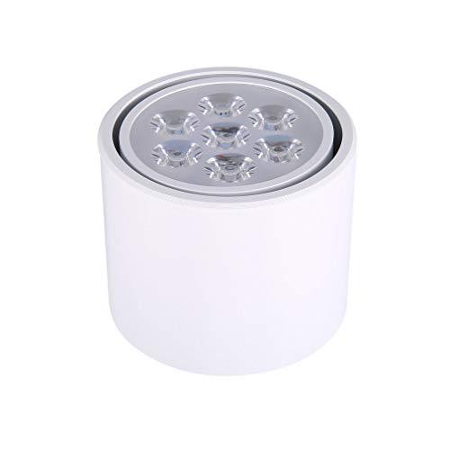 TiooDre LED-Einbauleuchten Runde Deckenleuchte Spot-Licht Bekleidungsgesch?ft Dekoration Lampen