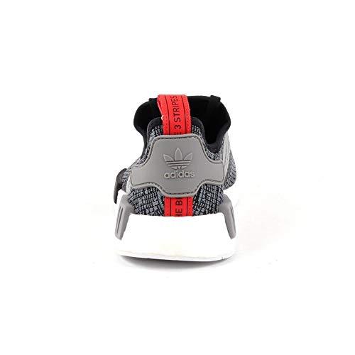 adidas Herren Schuhe / Sneaker NMD R1 schwarz 40 - 3
