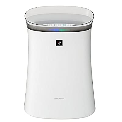 Sharp Air Purifier FP-F40E-W with Hepa Filter & Active Plasma Cluster for upto 325 SqFt