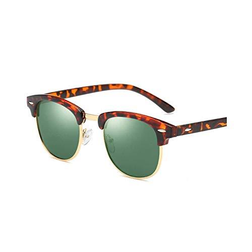 Sportbrillen, Angeln Golfbrille,Sunglasses Polarisiert Lens UV400 Sport Vintage Sun Glasses Driving Goggles For Men Women Fishing Outdoor High Quality C5