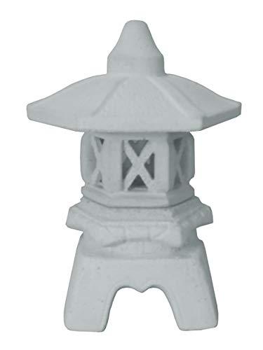 Japanische Steinlaterne kleine Yukimi - Asiatische Pagode