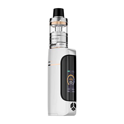 [Original Auf Lager]E Zigarette Kit, Vaporesso Armour Pro Kit 100W mit 0.96 OLED 2A/ Vaporizer Starter Kit/Elektronische Zigarette (Weiß) Ohne Nikotin Ohne Tabak