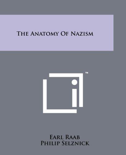 The Anatomy of Nazism