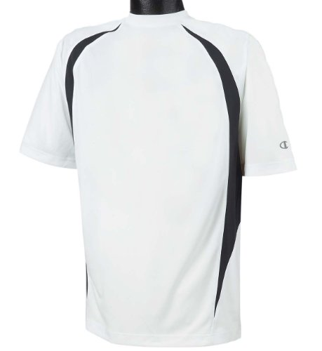 White Basketball Wei§er Basketball auf American Apparel Fine Jersey Shirt White/Black