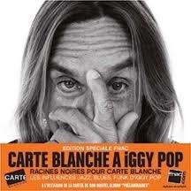 Carte Blanche À Iggy Pop (John Waller-cd)