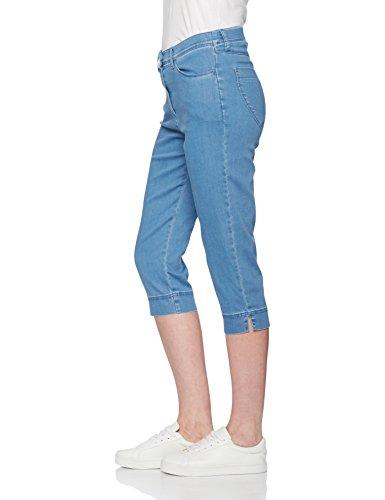 Raphaela by Brax Damen Jeans Hose | Laura Short | Super Slim | 16-6208 Blau (Bleached 28)